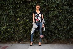 Making It Work | Katie Cassidy Street Style