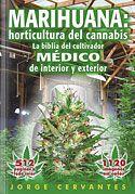 Marihuana: Horticultura del Cannabis (Jorge Cervantes)