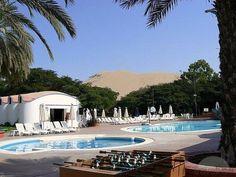 Hotel In the Dunes, Las Dunas , Ica, Peru. Best Childhood memories :)