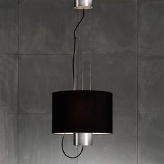 ACHICA | Modern Black Ceiling Light