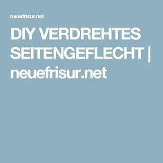 DIY VERDREHTES SEITENGEFLECHT | neuefrisur.net