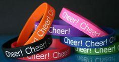 Cheerleading Cheer Pride!