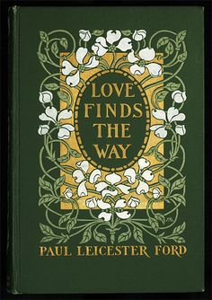 Love finds the way - cover by Margaret Armstrong: