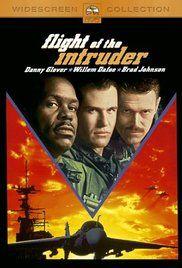El vuelo del Intruder Poster