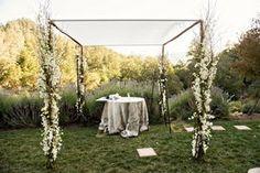 Elegant Summer Wedding at Calistoga Ranch