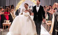 Serena Williams'ın muhteşem gelinliği