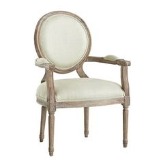 Louis XVI Sage End Chair | Overstock.com Shopping - Great Deals on Dining Chairs