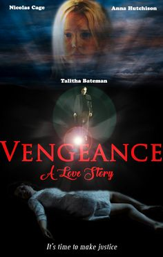Vengeance A Love Story movie poster