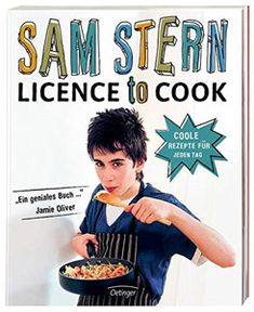 Ka - Sa`s Buchfinder: [Rezension] Licence to cook - Sam Stern Jamie Oliver, Cooking, Cards, Cool Recipes, Cool Ideas, Book, Gifts, Star, Kitchen