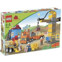 Lego Duplo Construction Site 4988 LEGO http://www.amazon.com/dp/B001KQ5Y9A/ref=cm_sw_r_pi_dp_0kjhub1QP8TPM