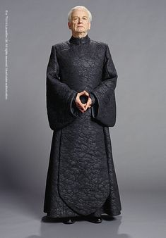 """Chancellor Palpatine in Revenge of the Sith: """"We used texture to show the deterioration of his moral fiber.... the rubberized materials corroded and decomposing appearance has the look of a loathsome creature, reflecting and emphasizing the advanced decay of his inner character."""""""