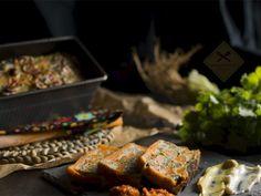 Receta Acompañamiento : Pastel de verduras vartiadas por Delicatessendif