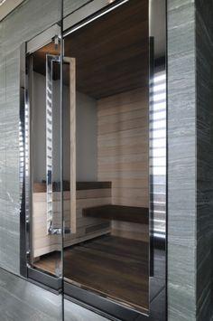 La (mini) sauna