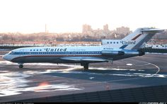 Boeing 727-22 - United Airlines | Aviation Photo #4758239 | Airliners.net