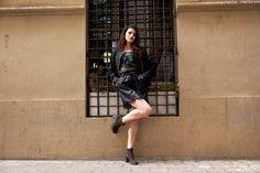 Leather Skirt, Punk, Skirts, Style, Fashion, Fall Winter, Moda, Stylus, Skirt