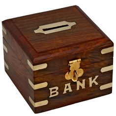 diy wooden piggy bank - Google Search