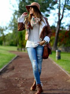 marilynscloset Outfit   Invierno 2013. Cómo vestirse y combinar según marilynscloset el 29-1-2014