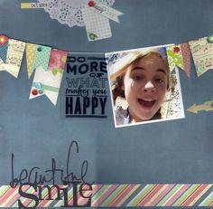 Do More Of What Makes You Happy - Scrapbook.com