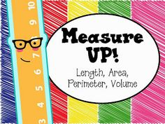 Free download of length, area, perimeter and volume. (definitions)
