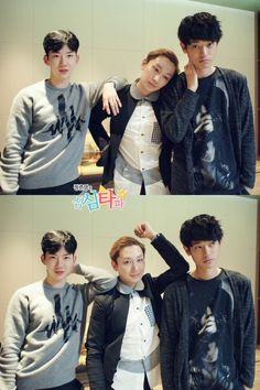 #jung joon young#jo kwon#2am#p:radio#e:radio#sstp#150506