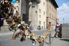 Locks in Florence