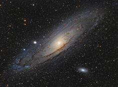 M31 Andromeda Galaxy (final)