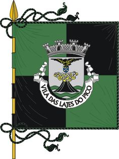 Bandeira das Lajes do Pico