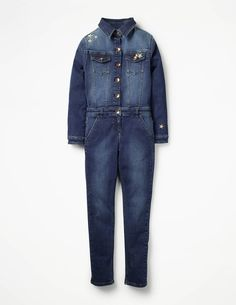 Jumpsuits & Playsuits Zara Denim Baisx Dungaress With Pockets To Rank First Among Similar Products Clothes, Shoes & Accessories
