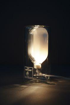 Macro ampoules