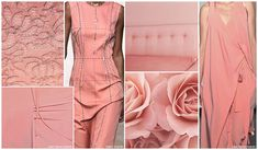 Top Color, Womens Market, S/S 2016, Coral Seaside is presented as a vibrant selection of mid-tones. Bubblegum pink plays an essential role, while newer shades of Coral and Melon are influenced by pink and grapefruit casts. Orchid and Aqua are offered as emerging fashion colors. Custard is lively, yet not overly saturated, shade of yellow. Chartreuse is introduced as a new lime.