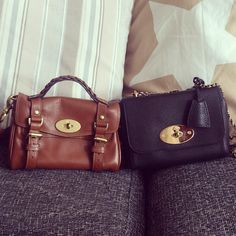 Mulberry Mini Alexa & Mulberry Lily,  сумки модные брендовые, bags lovers, http://bags-lovers.livejournal