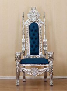 Modern Baroque Rococo Furniture and Interior Design King Throne Chair, Queen Chair, King On Throne, Royal Throne, Throne Room, Victorian Furniture, Unique Furniture, Vintage Furniture, Furniture Chairs