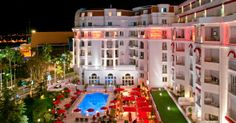 Majestic Barrière Cannes in Cannes, France - Hotel Travel Deals   Luxury Link