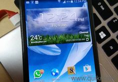 two years old samsung note 2 working perfectly in George Town, Chennai Used Mobile Phones on Chennai Quikr Classifieds