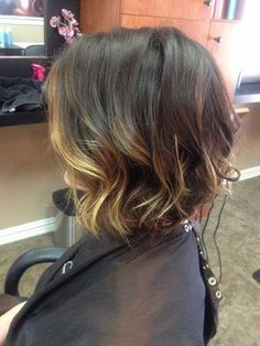 9.Color for Short Hair