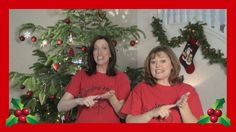 Singing Hands: Christmas Alphabet - with Makaton