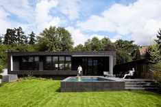 C House diseño sostenible / Lode Architecture, París http://www.arquitexs.com/2014/08/arquitectura-sostenible-casa-c-Lode-Architecture.html