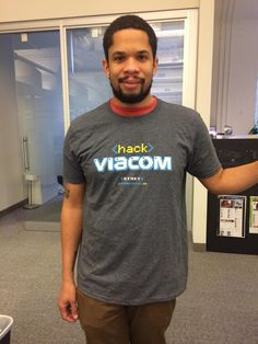 Merchbro did some #custom #T-shirts for #Hack #Viacom. Check out the Merchbro Blog to read more!