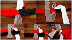 Dalmatian DIY: DIY for Dogs: Square Knot Fleece Tug Toy