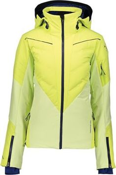 Obermeyer Women s Razia Down Hybrid Jacket. JacketsSkiingSki 658162206