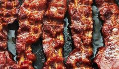 New Study Claims Eating Bacon May Prolong Your Life' By Alexa Lyons