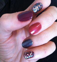skyfall nails