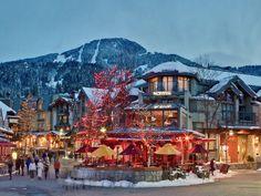 Crystal Lodge  Whistler, Canada