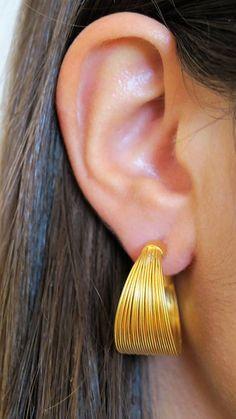 Gift for Her Yellow Earrings Minimalist Earrings Confetti Earrings Gift for Mom Handmade Red Earrings Blue Earrings Ceramic Earrings