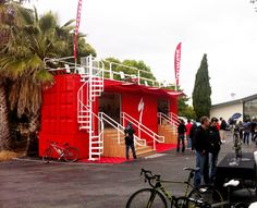 Specialized Mobile Exhibit - Built by Displayit Inc. California