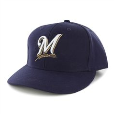 ff6fb4e0b52 53 Best Milwaukee Brewers Hats images in 2019