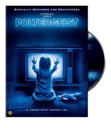 Poltergeist:   Poltergeist 25th Anniversary: Deluxe Edition (DVD) A family's home is haunted by a host of ghosts. http://www.reallygreatstuffonline.com/poltergeist/