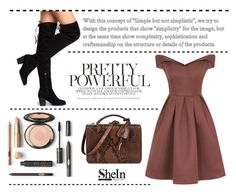 """""""Untitled #240"""" by minaa-96 ❤ liked on Polyvore featuring Chi Chi and Mark Cross"""
