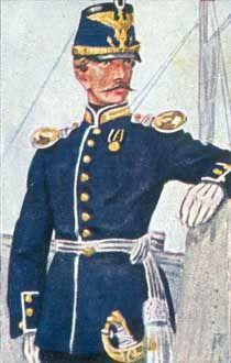 Preußische Marine und Küstenschutz