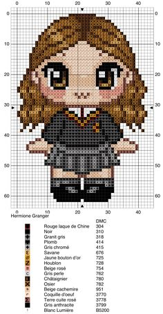 Trendy Ideas for crochet blanket harry potter perler beads - Sewing Projects & Ideas 2020 Pixel Art Harry Potter, Harry Potter Perler Beads, Harry Potter Cross Stitch Pattern, Harry Potter Crochet, Cross Stitching, Cross Stitch Embroidery, Embroidery Patterns, Knitting Patterns, Crochet Patterns